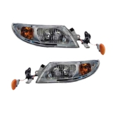 International 9200 9400 Headlights