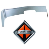 International Truck Bug Shields