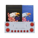 Peterbilt 379 Rear Frame & Mud Flaps