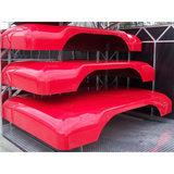Peterbilt 359 Roof Caps & Conversion Kits