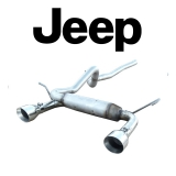 Jeep Exhaust Kits