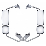 Freightliner FLD Replacement Mirrors & Covers