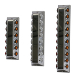 Freightliner FLD Air Cleaner Light Bars