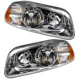 Mack Granite Headlights