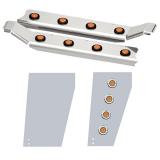 Freightliner FLD Cab & Sleeper Panels