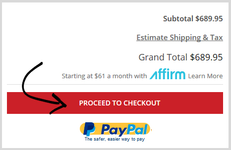 How to Checkout with Affirm
