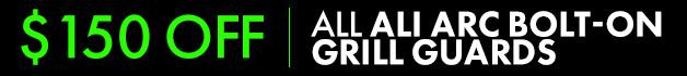 Ali Arc Monthly Specials