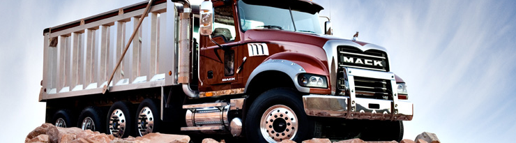 Mack Granite Truck Chrome Parts and Accessories | Raney's