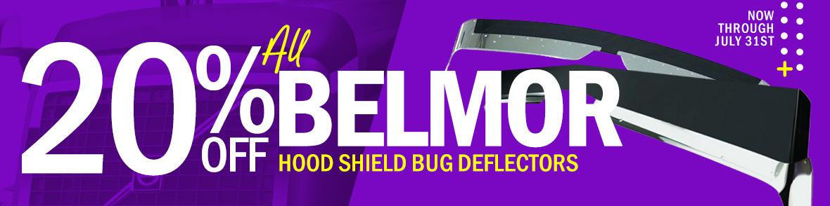 Belmor Monthly Sale