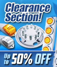 Clearance Truck Parts