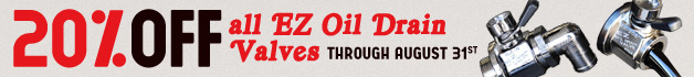 Ez Oil Sale at Raney's