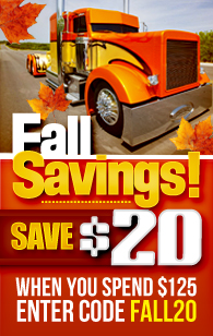 Fall Savings at Raney's