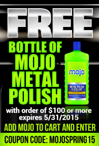 Free Mojo at Raney's