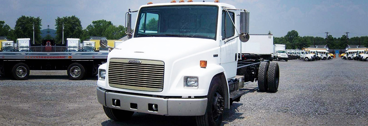 freightliner fl 50 60 70 80 112 truck chrome parts and accessories rh raneystruckparts com Freightliner FL70 Specs Freightliner FL70 Accessories
