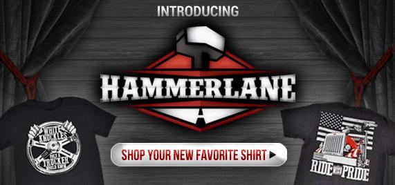 Hammer Lane Trucker Shirts