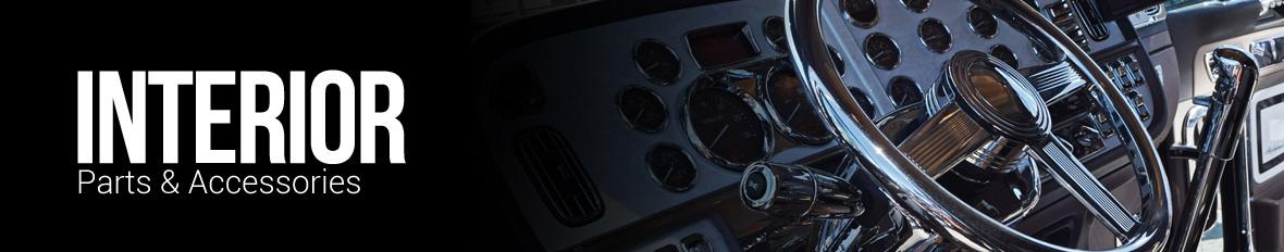 Semi Truck Interior Image