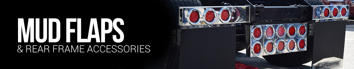 Semi Mud Flaps >> Semi Truck Mud Flaps Rear Truck Frame Accessories Online