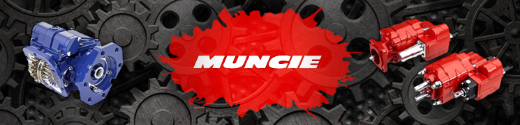 Muncie Hydraulics, Pumps, & PTO | Raney's Truck Parts