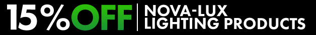 Nova Lighting Sale at Raney's