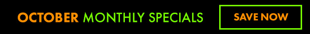 Raney's Monthly Specials