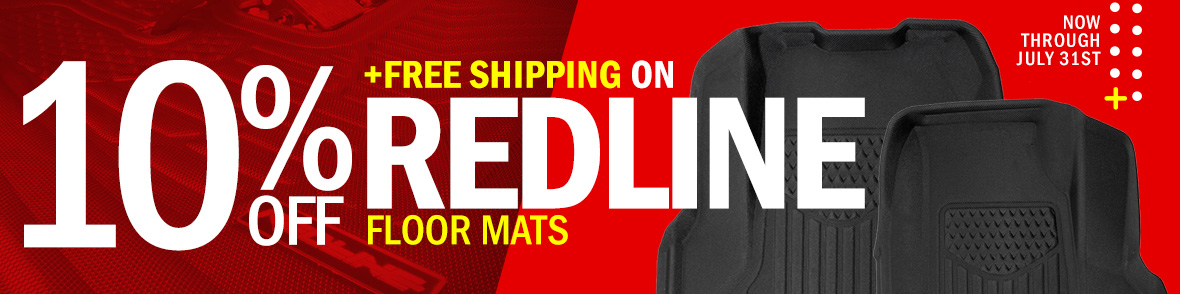 Redline Sale