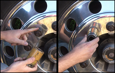 Lug Nut Cover Guide | Raney's Truck Parts