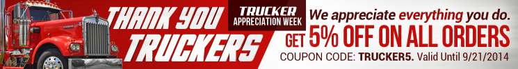 Trucker appreciation week at Raney's