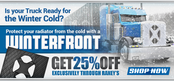 Semi Truck Winterfront Sale