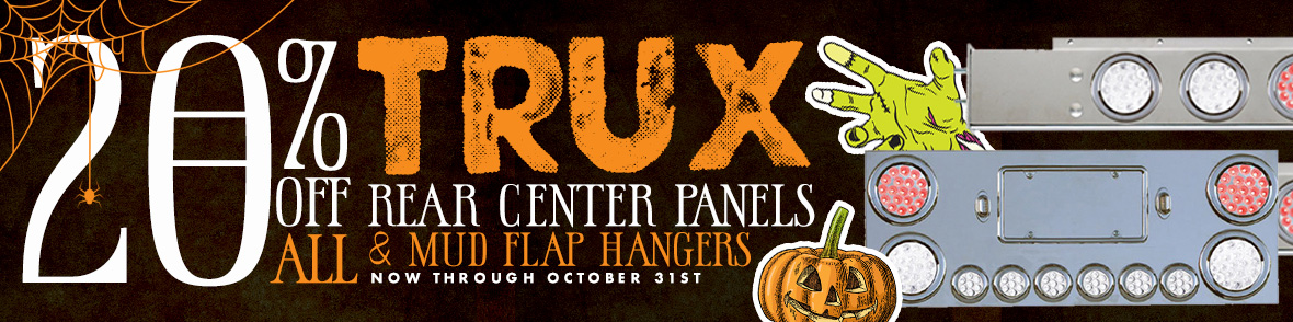 Trux Monthly Sale