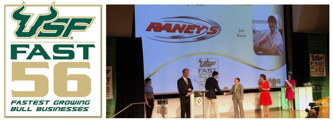 USF Fast 56 Awards