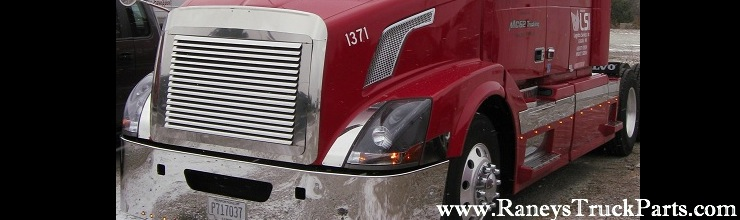 Volvo Vnl 670 730 780 Chrome Parts And Accessories Raney