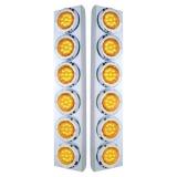 Kenworth W900 Breather Light Bars