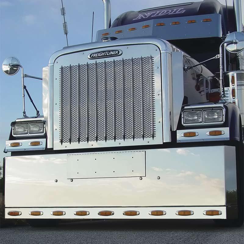 Freightliner Classic Classic XL FLD 120 Side Hood Deflector