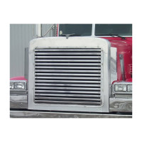 Peterbilt 379 Short Hood Grill With 15 Horizontal Bars