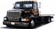 International 8100 & 4700LPX Grill Stainless Steel Overlay