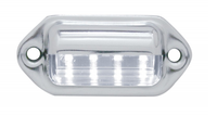 4 LED License Light - White LED