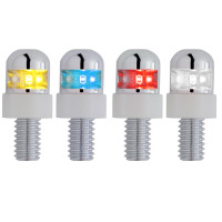 LED License Plate Fasteners - All Colors