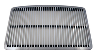 Volvo VNL Polished Heavy Aluminum Grille Replacement 1996-2003