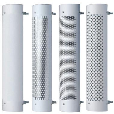 9 Quot Stainless Steel Muffler Guard Heat Shield 48 Quot Long 270