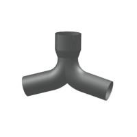 International 9300 Y-Pipe 598286C1