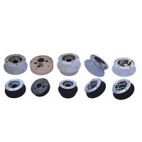 3 Hole Replacement Installation Hub For Steering Creations Brand Wheels