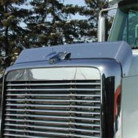 Freightliner Coronado Hood Shield