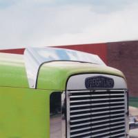 Freightliner FLD 120 Bug Deflector Bug Shield Green Truck
