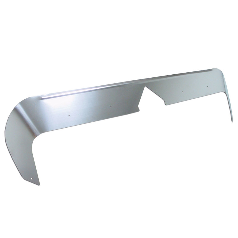 International 4000 Series Bug Deflector Shield