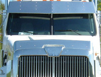 Western Star Constellation 4900-CO Hoodshield Bug Deflector