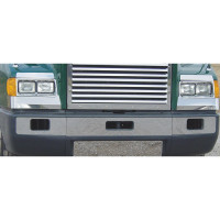 Freightliner FLD Bumper Trim Kit With 1 Tow Pin & Fog Light Holes