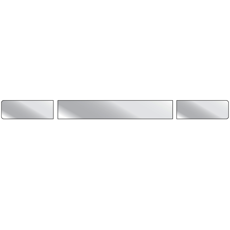 Freightliner FLD Bumper Trim Blank