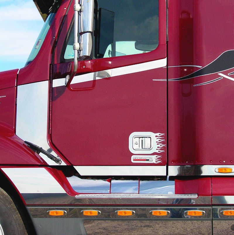 Freightliner Century Columbia Blank Cab Panels By