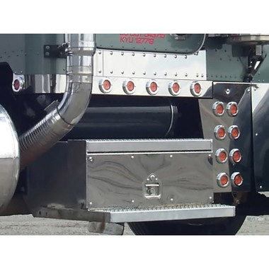 Custom Front Bumpers >> Peterbilt 379 & Non-DEF 388 389 With DPF Cab Panels With ...