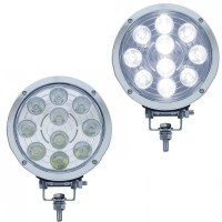 "7"" Round High Power LED Driving Work Light"